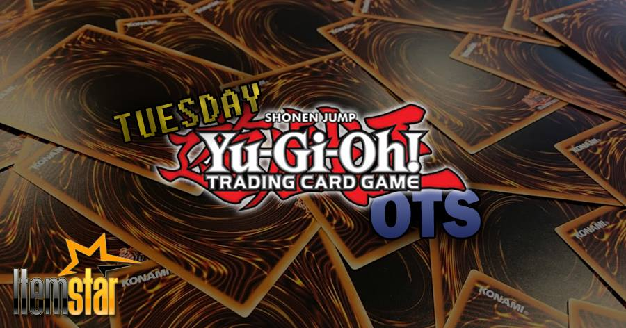 Yu-Gi-Oh! Tuesday OTS-Party