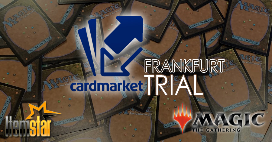 Magic the Gathering - CARDMARKET TRIAL MODERN / Frankfurt